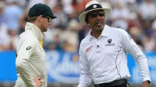 Ashes 2019: Joel Wilson is a blind international umpire: Wikipedia page says on erring match official