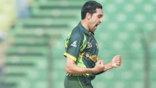 Pakistan vs New Zealand 2014, 1st T20I at Dubai: Umar Gul's return boosts Pakistan's chances