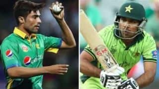 ICC WORLD CUP 2019: Mohammad Amir Fit For World Cup Debut; Says Sarfraz Ahmed