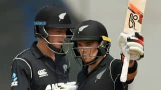 Tom Latham: New Zealand focusing on facing more spin against India