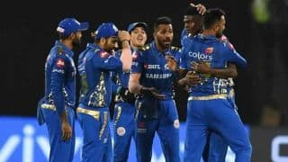 IPL 2019, MI vs Rajasthan Royals: Mumbai Indians become first team to play 200 T20s