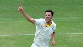 Josh Hazlewood on track for Australia return