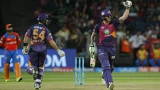 RPS vs GL, IPL 2017, match 39: Ben Stokes' 103* and other highlights