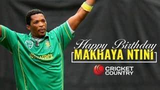 Happy Birthday, Makhaya Ntini! Former South African turned Zimbabwe coach turns 39