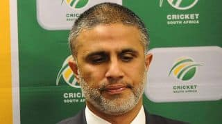 ICC politics won't affect South Africa's series against Australia: Mohammed Moosajee