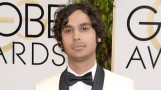 Kunal Nayyar rediscovers love for cricket