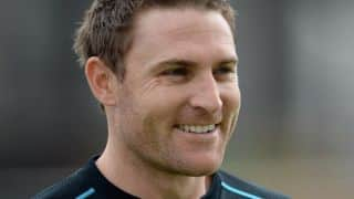 ICC World T20 2014: Brendon McCullum impressed with 'courageous' Netherlands