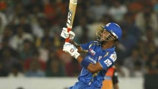 Simmons cracks quick-fire fifty against Punjab