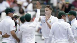 Faf du Plessis: South Africa's plan was to have a crack at India before end of Day 4