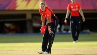 ICC Women's World Twenty20: इंग्लैंड की उम्मीदों को झटका, ब्रंट बाहर