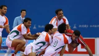 Asian Games 2014: Indian men's kabaddi team in 7th consecutive final
