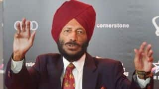 I wish to see an Indian winning athletics gold in Olympics: Milkha Singh