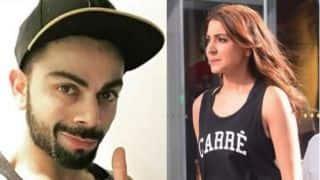 Virat Kohli, Anushka Sharma set couple goals yet again