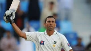 Younis Khan says not interested in coaching Pakistan