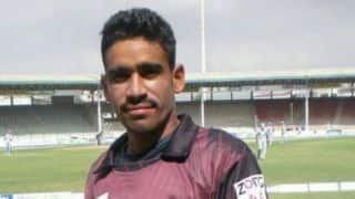 PAK cricketer Bilal Irshad scores triple century in 50-over cricket; PCB congratulates him