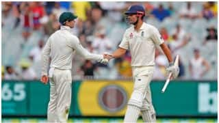 The Ashes, 2017-18: Alastair Cook hits unbeaten 244,  England lead by 164 runs