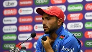 We just need one good game to turn our World Cup campaign around: Afghanistan captain Gulbadin Naib