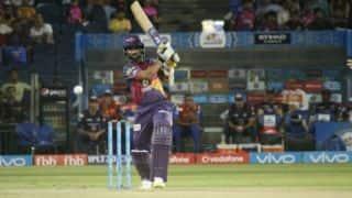 After Yuvraj Singh, Ajinkya Rahane slams his fastest IPL fifty, during RPS vs MI clash