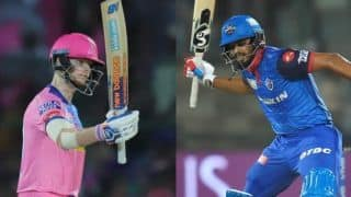 Match highlights, IPL 2019 Rajasthan Royals vs Delhi Capitals: Rahane's ton in vain as Pant, Dhawan power DC to six-wicket win over RR