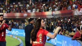 शानदार शुरुआत के बावजूद बाहर हुई पंजाब, प्रीति ने फैन्स से मांगी माफी