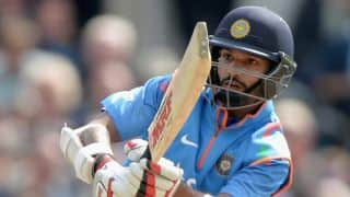 India tour of England 2014: Shikhar Dhawan may be an innings away from getting back into form
