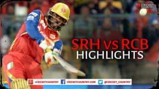 Sunrisers Hyderabad vs Royal Challengers Bangalore, IPL 2015: Highlights