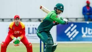 Zaman smashes Pakistan's first ODI 200