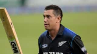 Ross Taylor becomes 6th to score 3 consecutive hundreds
