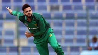 4th ODI: Shoaib Malik out as Imad Wasim-led Pakistan sends Australia to bat