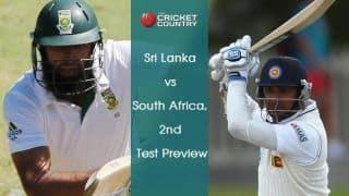 Sri Lanka vs South Africa 2nd Test Preview