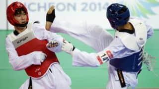 India fail in taekwondo