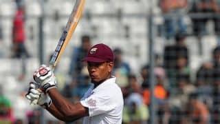 पहले टेस्ट में श्रीलंका की पारी 185 पर सिमटी, विंडीज को 360 रन की बढ़त