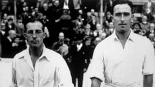 Denis Compton, Bill Edrich and the crown of the golden summer