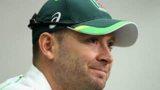 Michael Clarke confident Shaun Marsh, Jackson Bird will be fit for South Africa tour
