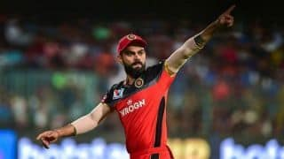 Virat Kohli leads RCB in 100th match, becomes third captain to achieve the feat