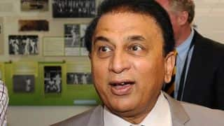Sunil Gavaskar, Kapil Dev get together on television?