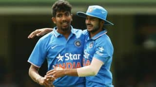 In Jasprit Bumrah India may have found a death bowler of some class