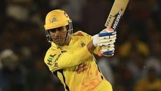 VIDEO: धोनी की धमाकेदार पारी के बावजूद एक रन से हारा चेन्नई