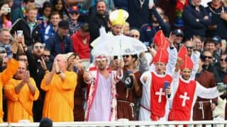 The beauty of one-sided cricket contests