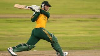 India A beat South Africa by 34 runs; to face Australia A in Triangular series final