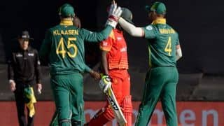 South Africa vs Zimbabwe, 1st T20I Live Streaming: When and where to watch and follow live