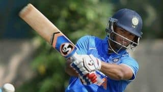 Ishan Kishan, Ricky Bhui tons take India to huge 485/3 against Canada in ICC Under-19 Cricket World Cup 2016 warm-up match