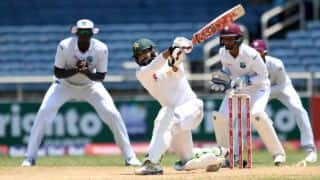 Pakistan vs West Indies, 1st Test, Day 5: Yasir Shah's 8-for guides Pakistan to a nervy 7-wicket win over West Indies