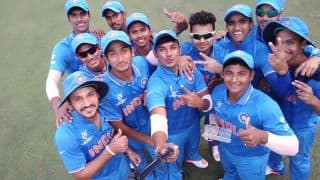 ICC U-19 Cricket World Cup 2016: India set to face unpredictable Namibia in quarter-finals