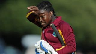 Deandra Dottin rushed to hospital after head-on collision during WBBL