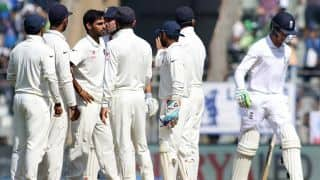 India ends 2016 as No. 1 Test side, Ravichandran Ashwin tops bowling and all-rounders' chart