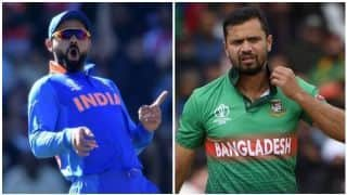 IND vs BAN, Match 40, Cricket World Cup 2019, India vs Bangladesh LIVE streaming: Teams, time in IST and where to watch on TV and online in India
