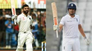 India vs England, 1st Test: Alastair Cook wins toss, elects to bat