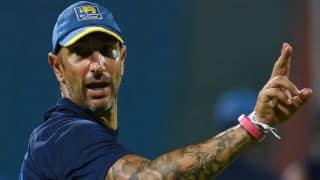 Nic Pothas resigns as Sri Lanka's fielding coach