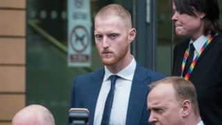 Stokes likely to miss the first ODI against New Zealand